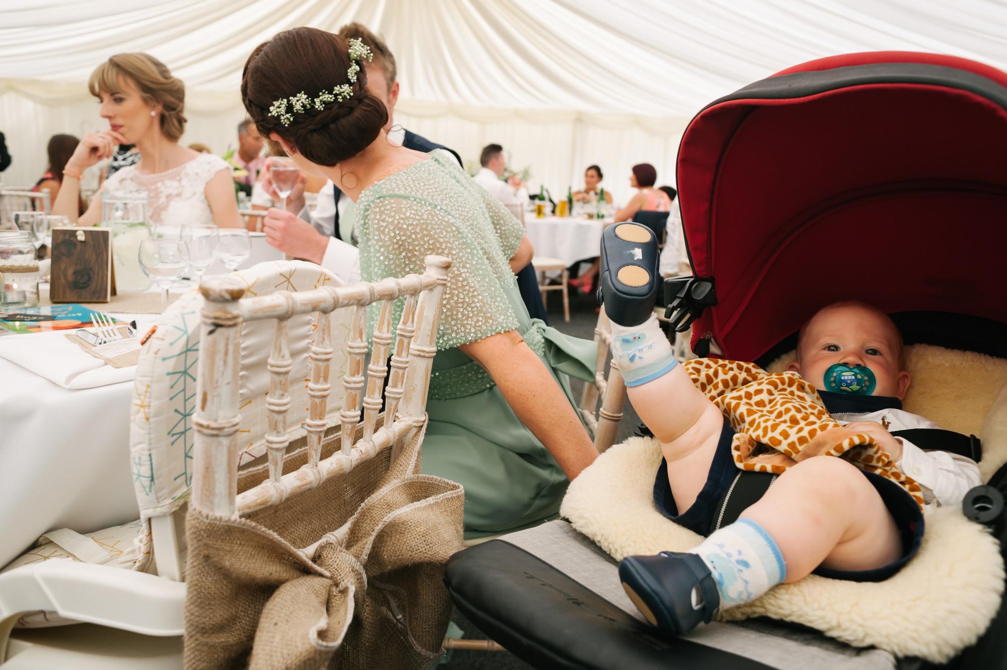Cricket Club Wedding Tea Party Eversholt Bedfordshire-49