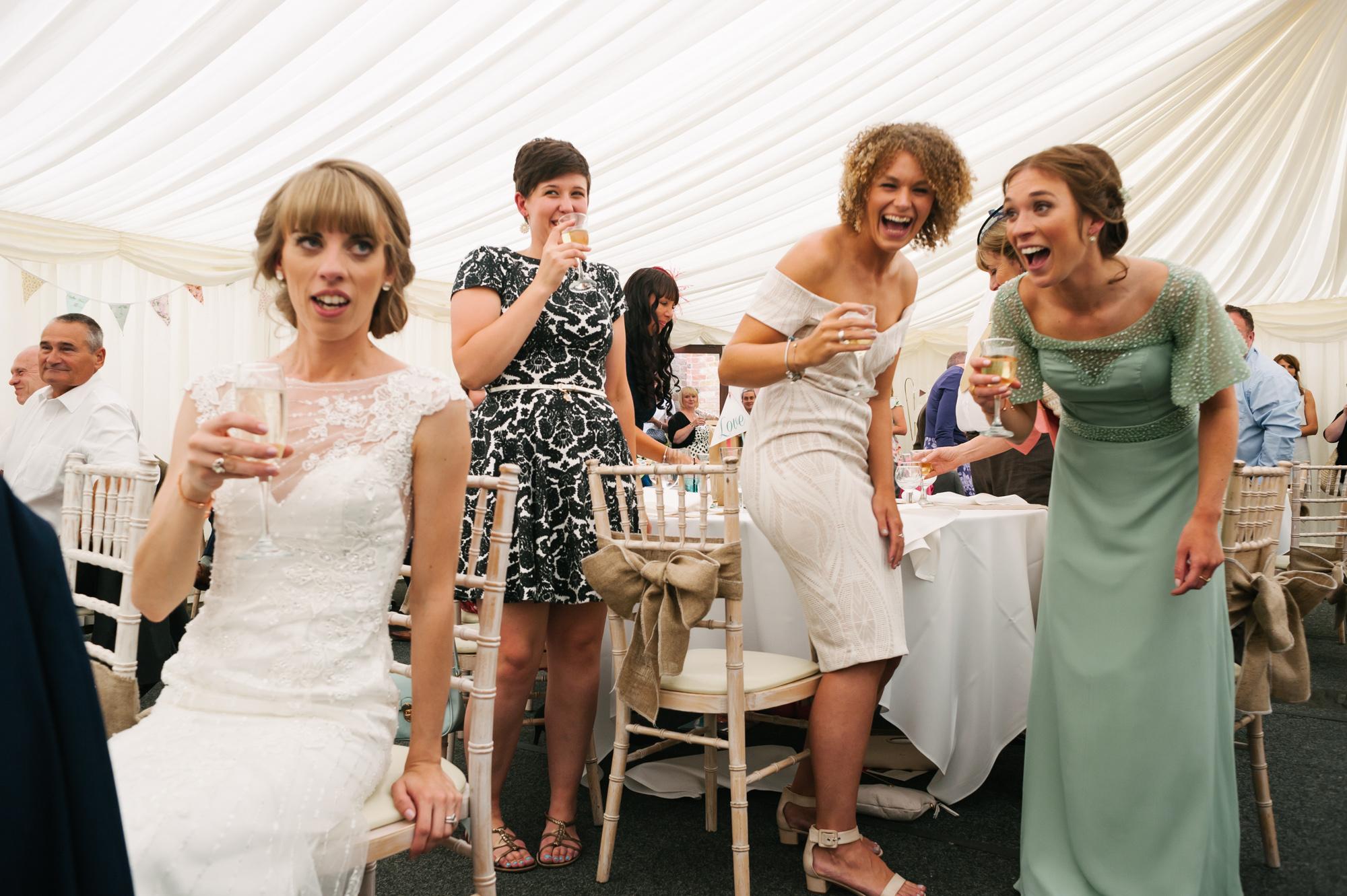 Cricket Club Wedding Tea Party Eversholt Bedfordshire-55