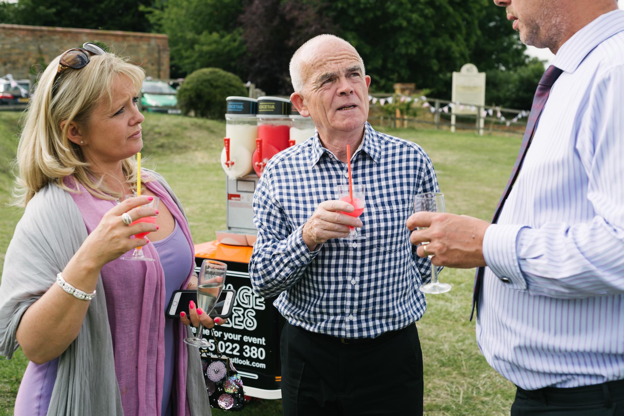 Cricket Club Wedding Tea Party Eversholt Bedfordshire-64