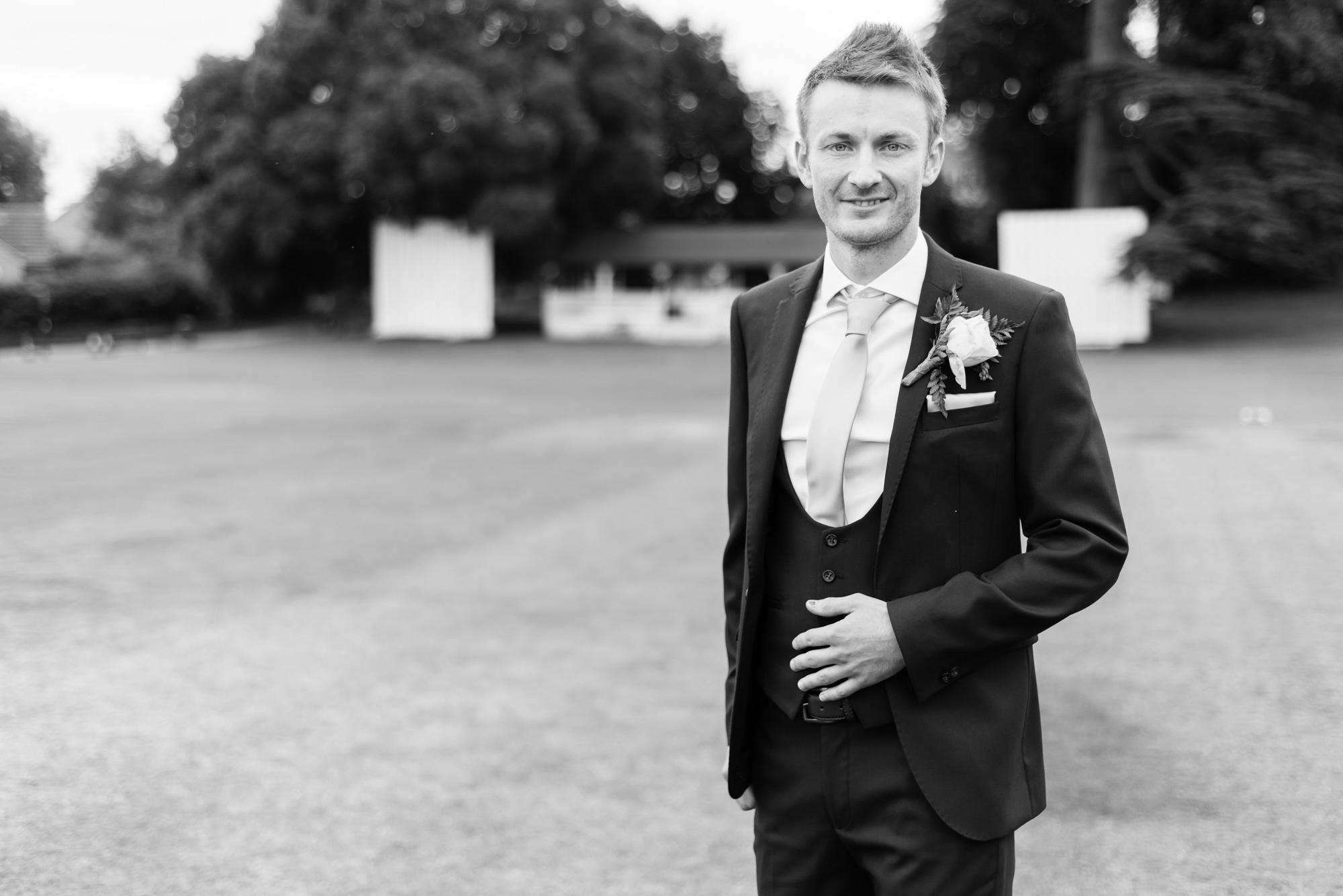Cricket Club Wedding Tea Party Eversholt Bedfordshire-88