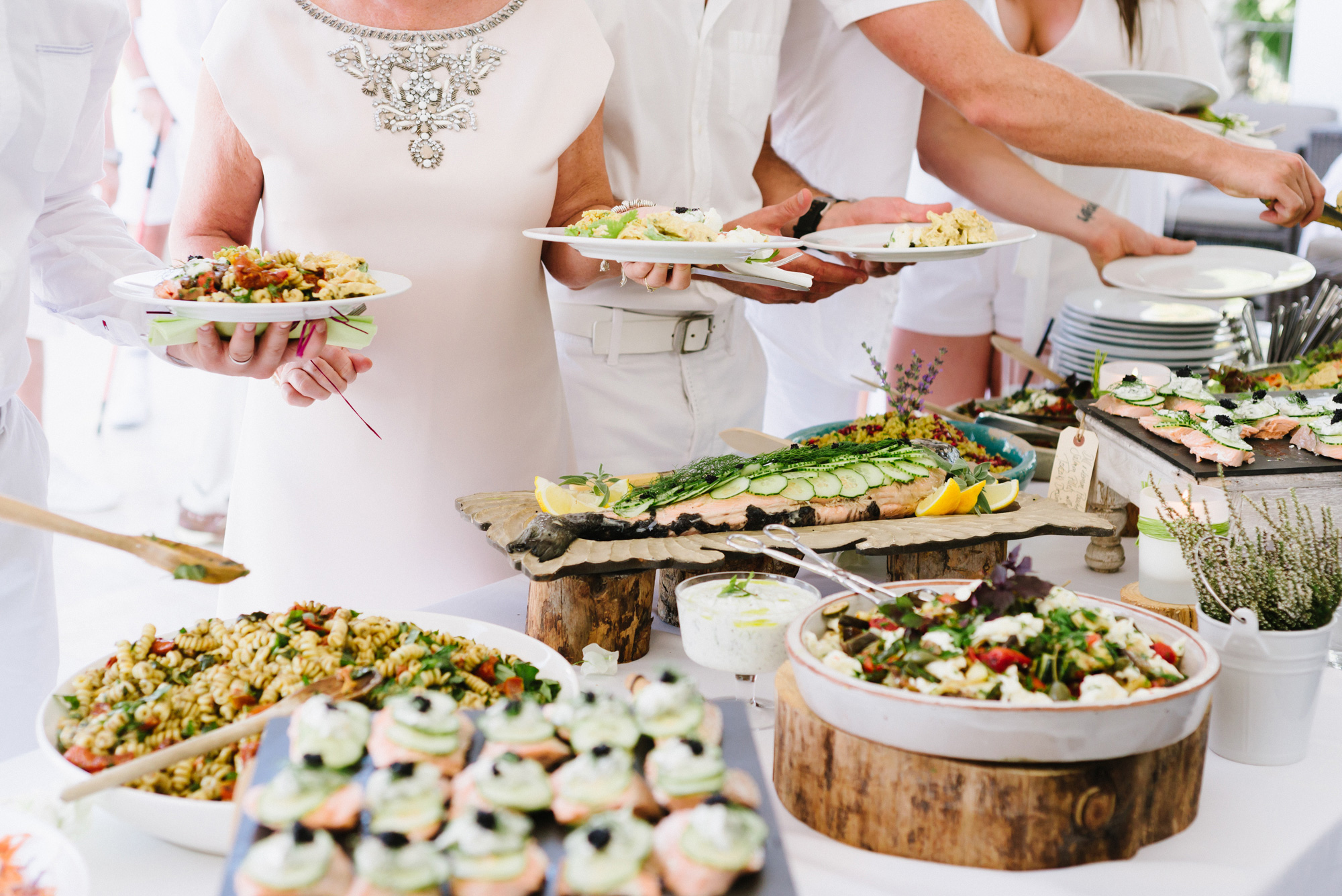 LoveFoodIbiza Wedding Catering
