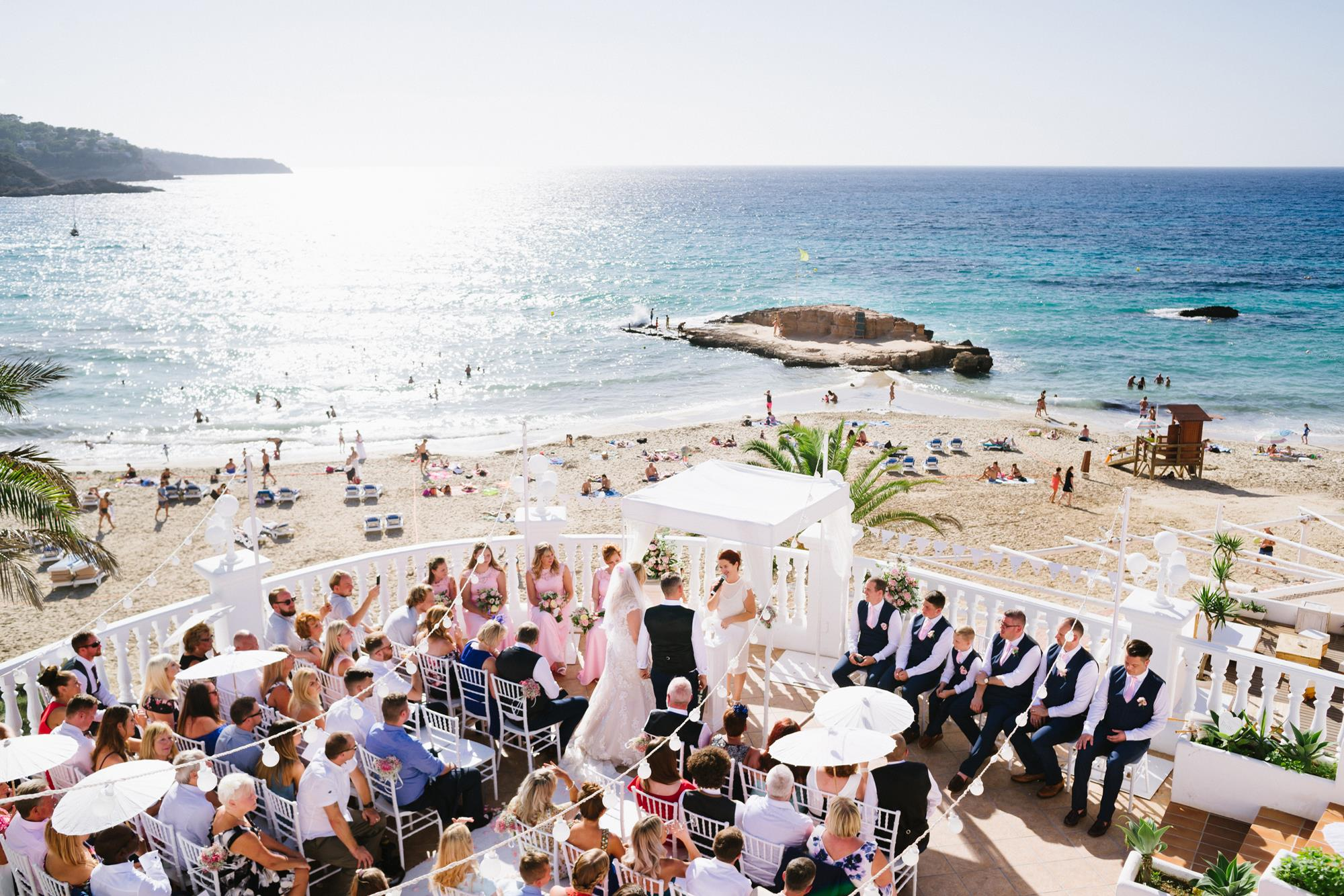Wedding In Ibiza Photographer Beach