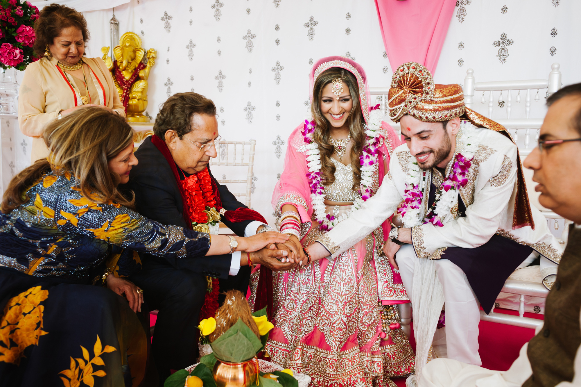 mandap indian wedding solihull