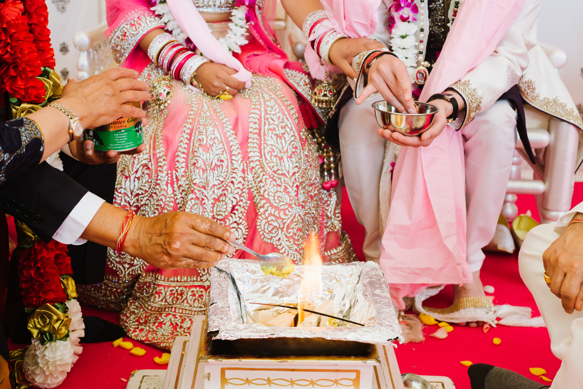 indian wedding ceremony solihull