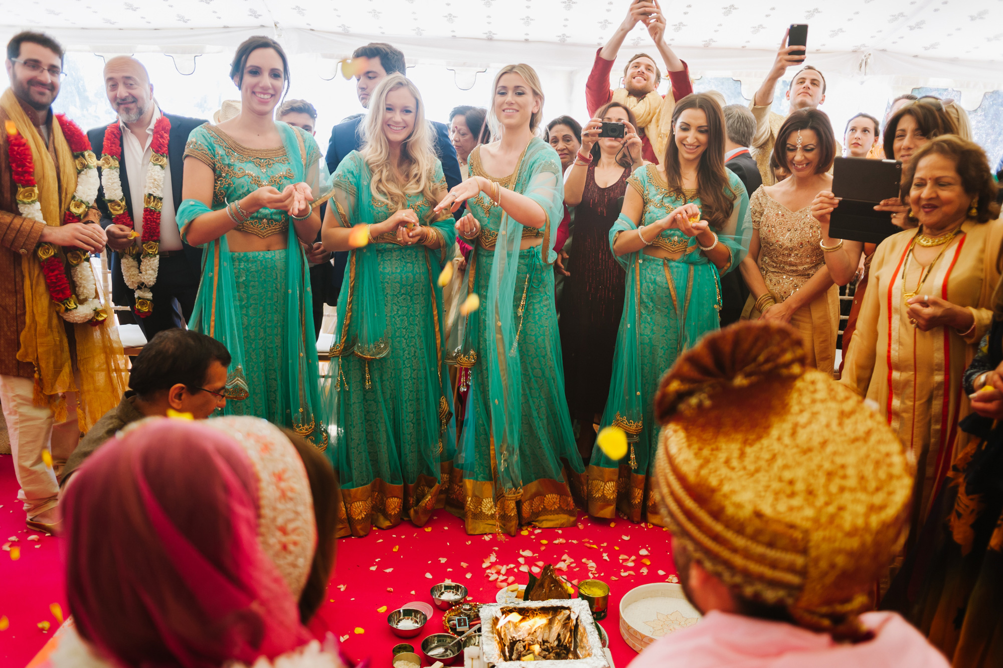 mandap indian wedding ceremony solihull