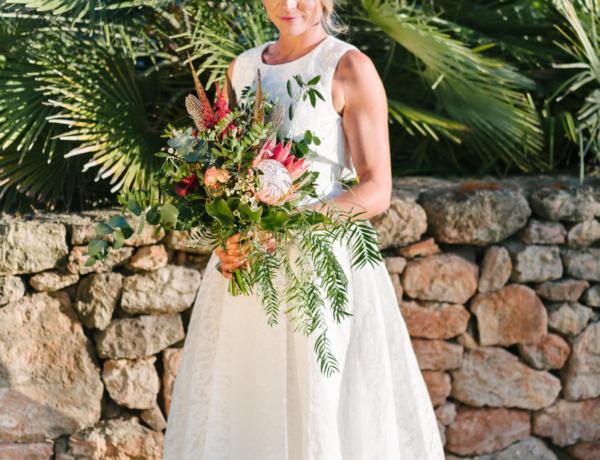 Ibiza Wedding Inspirations Bohemian