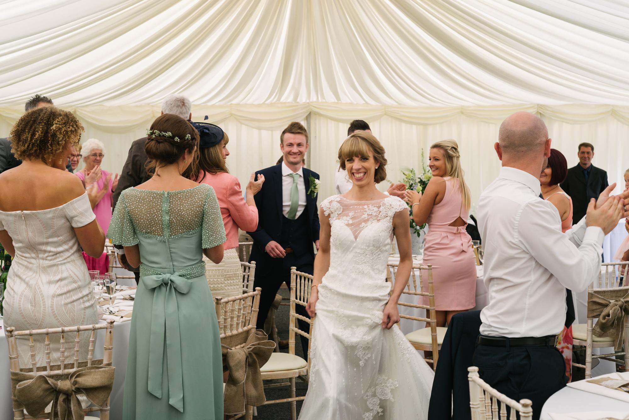 Cricket Club Wedding Tea Party Eversholt Bedfordshire-47