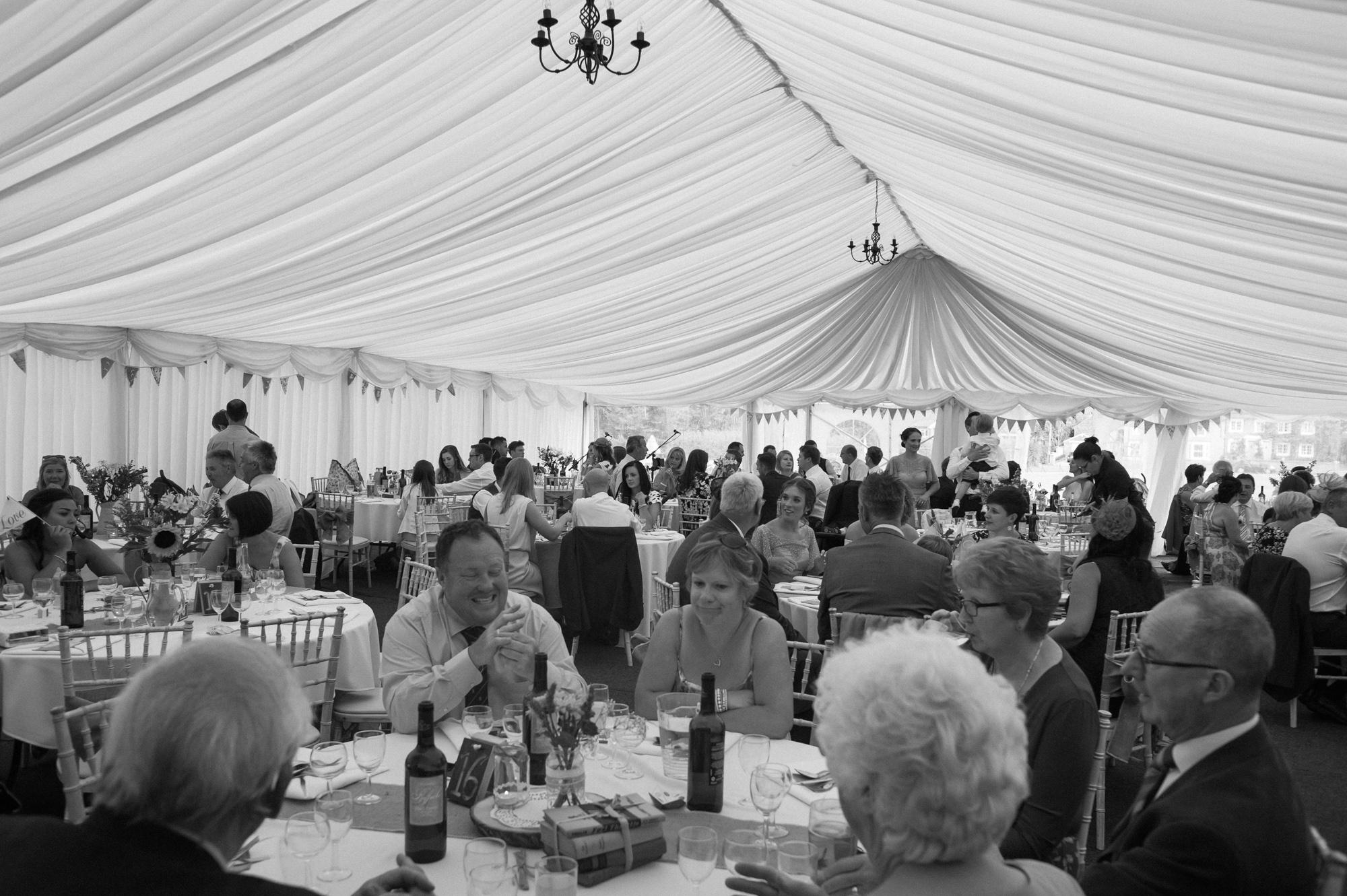 Cricket Club Wedding Tea Party Eversholt Bedfordshire-48