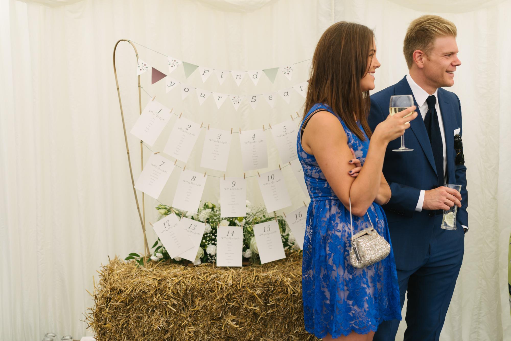 Cricket Club Wedding Tea Party Eversholt Bedfordshire-59