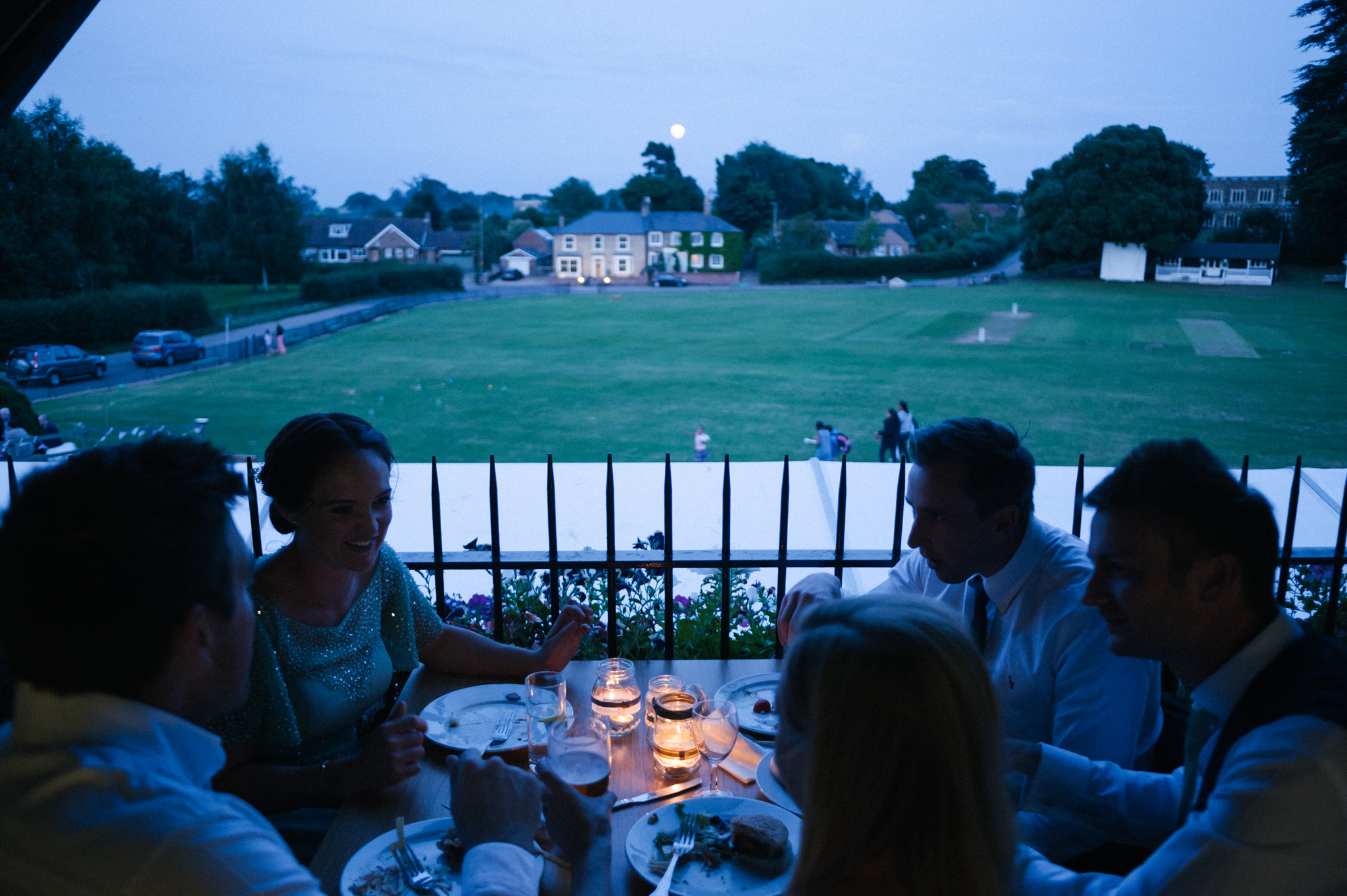 Cricket Club Wedding Tea Party Eversholt Bedfordshire-95