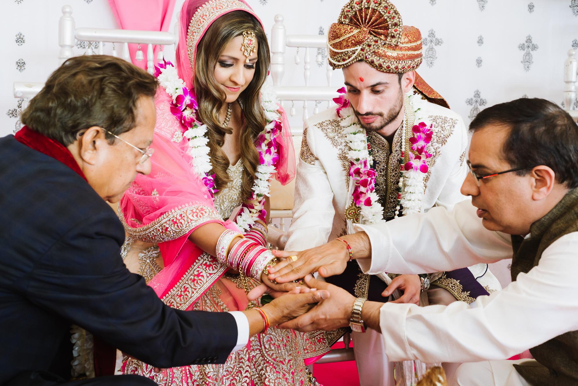 mandap indian wedding solihull