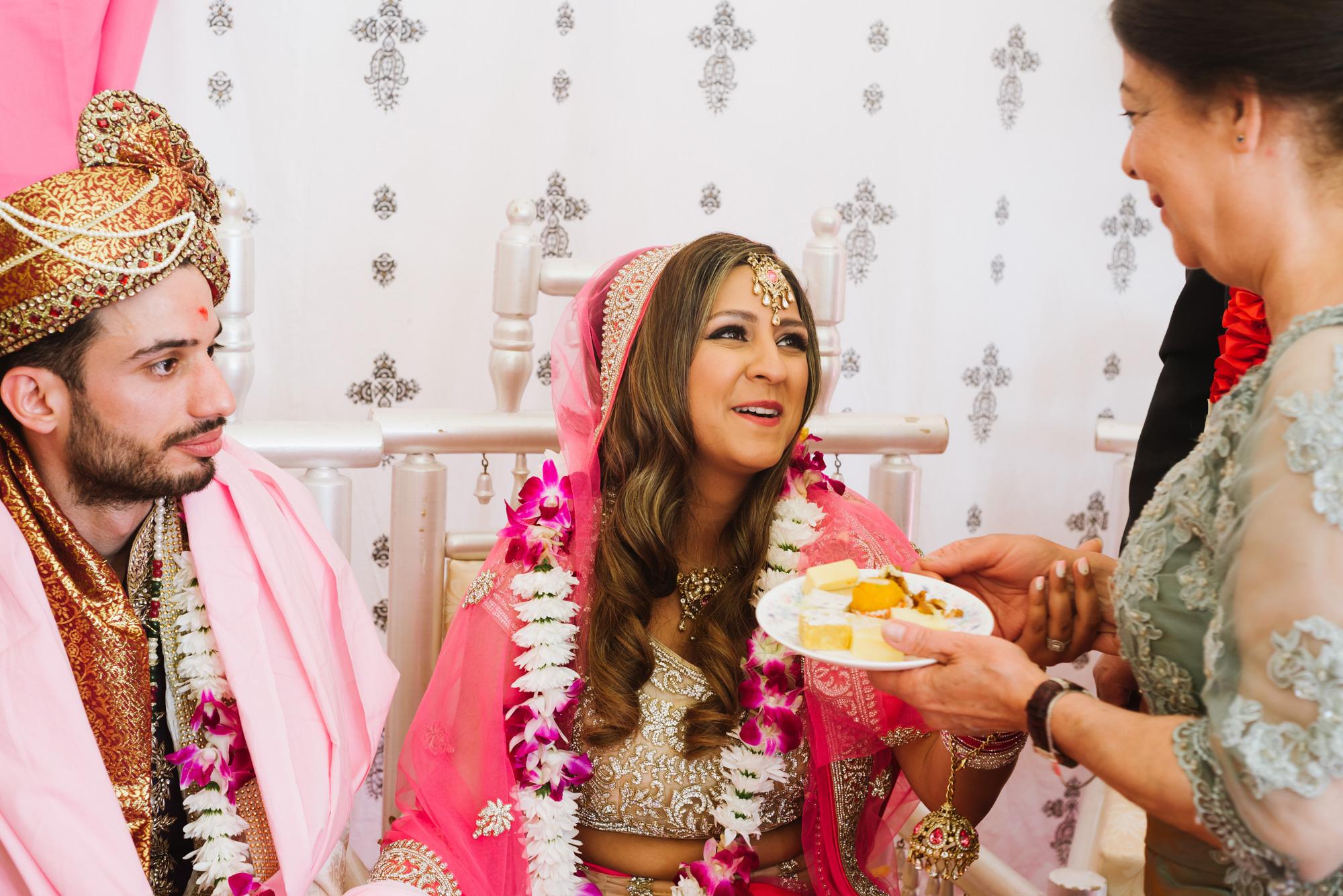 mandap indian wedding ceremony solihull