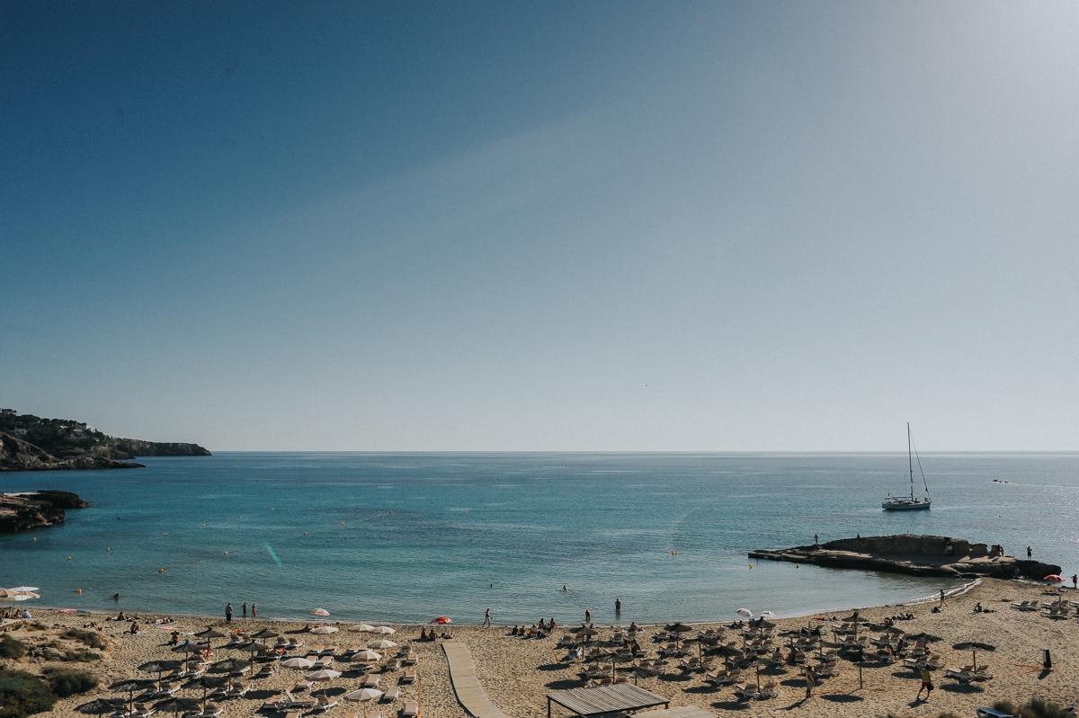 Ibiza Cala Tarida Restaurant Wedding ⋆ Nigel Edgecombe