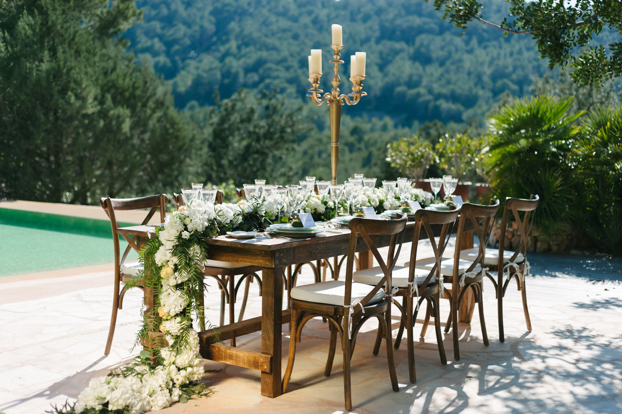 Ibiza Wedding Inspiration at Casa La Vista by Nigel Edgecombe