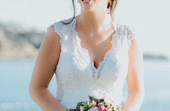 Ibiza Bride Laughs
