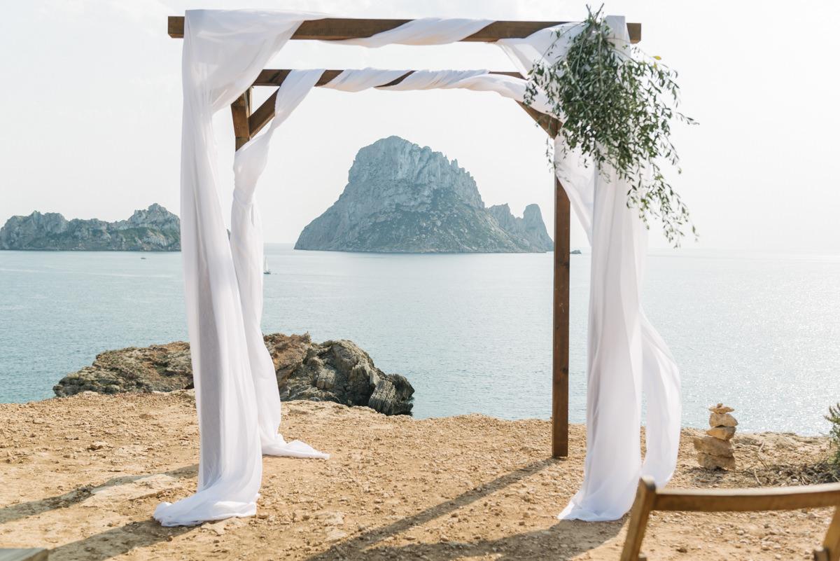 Es Vedra Ibiza Wedding