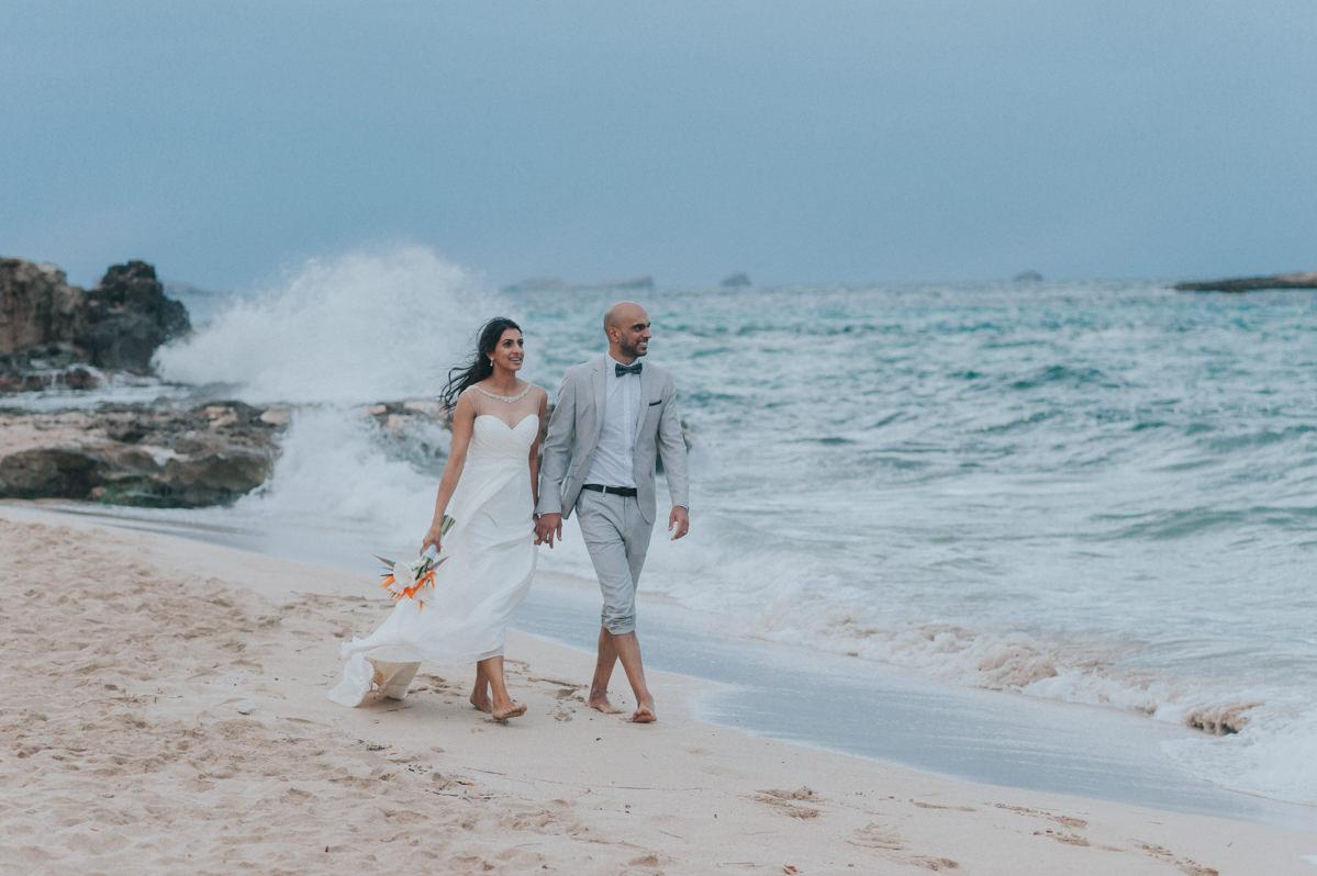 ibiza beach elopement