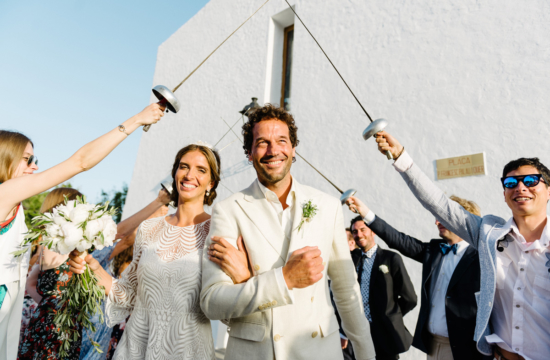 Wedding Es Cubells Church Ibiza