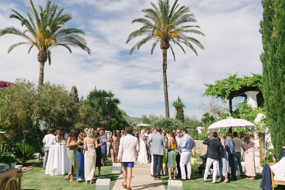 Ibiza Atzaro Wedding