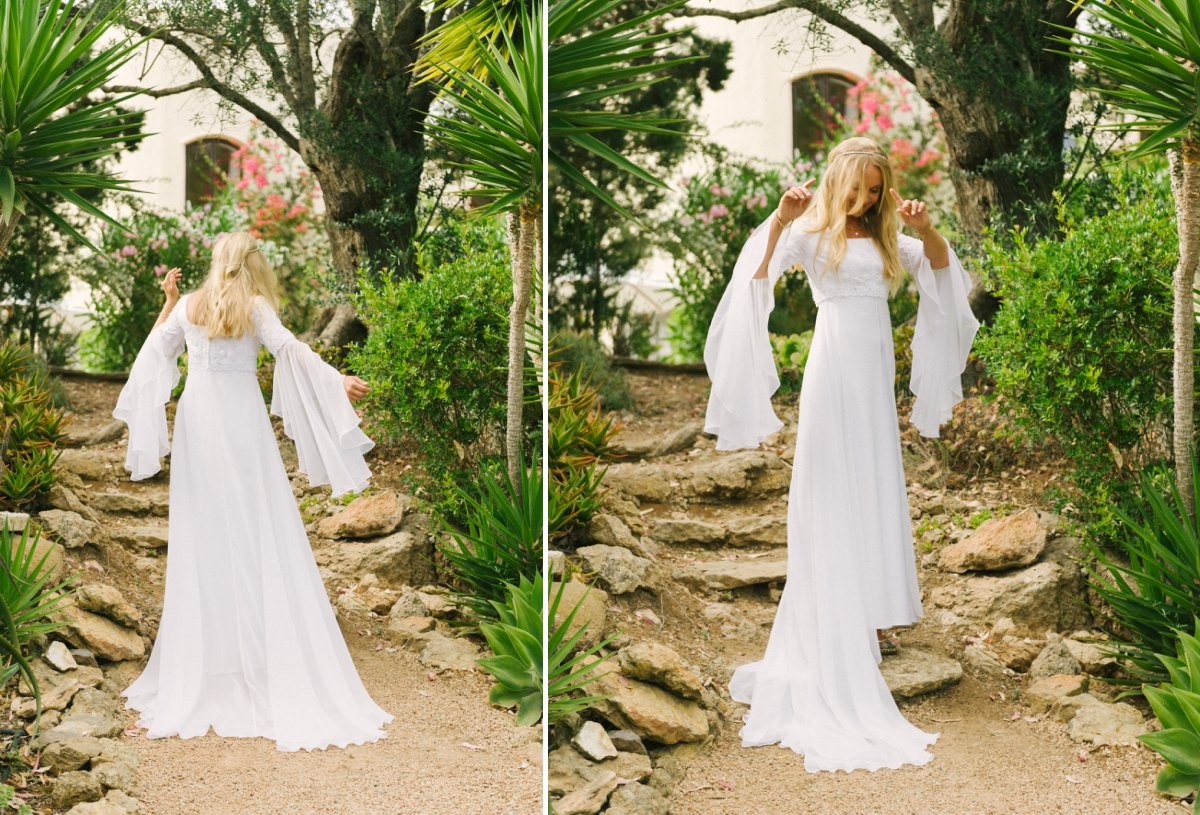 Stevie Nicks Wedding Dress Ibiza