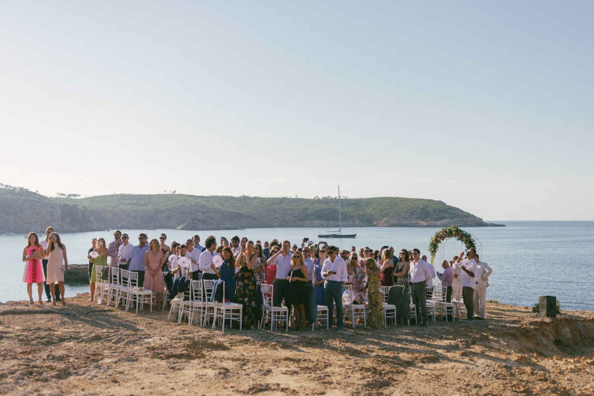Casa La Vista Ibiza Wedding
